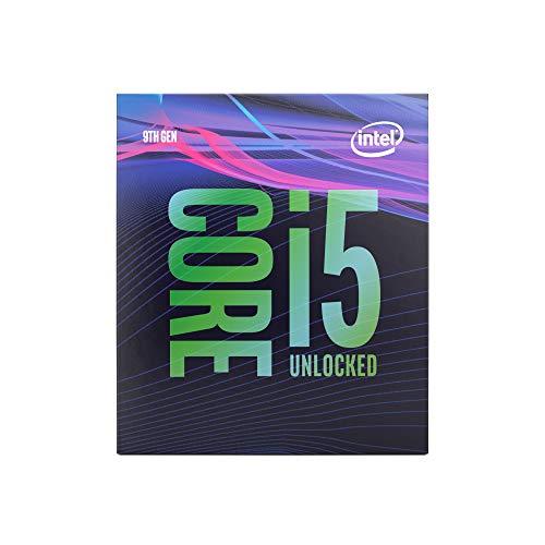 INTEL インテル Corei5-9600K INTEL300シリーズ Chipsetマザーボード対応 BX80684I59600K【BOX】