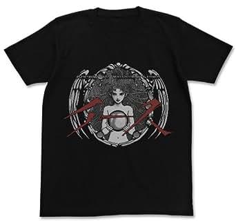 イース イースロゴ (ドットver.) Tシャツ ブラック Lサイズ
