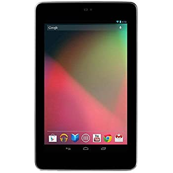 Google Nexus 7 Wi-Fi Tablet 16GB (Android 4.1 Jelly Bean) - 米国保証 - 並行輸入品