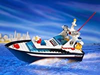 LEGO Town 4012 Wave Cops by LEGO [並行輸入品]