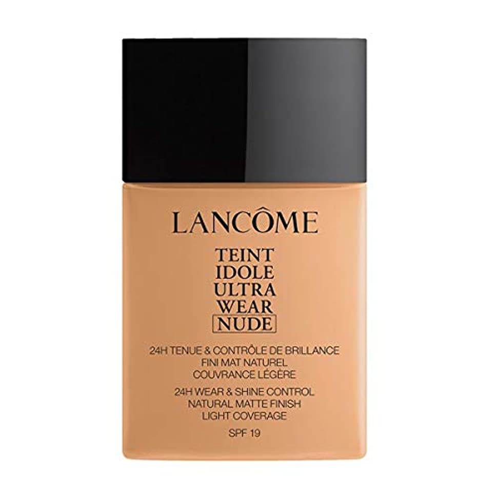 中国の頭の上要旨ランコム Teint Idole Ultra Wear Nude Foundation SPF19 - # 06 Beige Cannelle 40ml/1.3oz並行輸入品