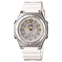 ad486f94e18516 [カシオ]CASIO 腕時計 ウェーブセプター 電波ソーラー LWA-M142-7AJF レディース