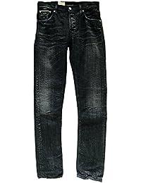 (ヌーディージーンズ)Nudie Jeans グリムティム GRIM TIM スリム ストレートジーンズ ジーパン Gパン デニム ORG PAGAN SELVAGE 39161-1146