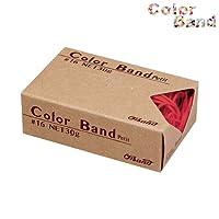 共和 オーバンド カラーバンド プチ 30g レッド GGC-030-RD ゴムバンド