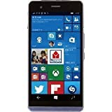 [LTE対応] ヤマダ電機オリジナルモデル Windows 10 Mobile SIMフリースマートフォン EveryPhone ブラック