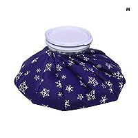 繰り返し利用アイシングバッグ 氷のう 冷温両用アイスバッグ 水漏れ防止 スポーツ