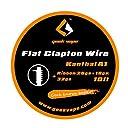 Geek Vape Flat Clapton Wire Kanthal A1 Ribbon (26GA×18GA) 32G 10ft カンタル フラット クラプトンワイヤー