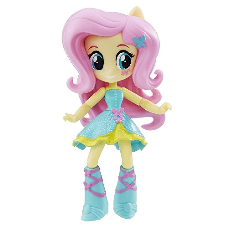 My Little Pony Equestria Girls Minis Fluttershy Doll School Dance [並行輸入品]
