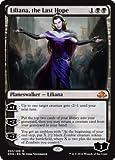 英語版 異界月 Eldritch Moon EMN 最後の望み、リリアナ Liliana, the Last Hope マジック・ザ・ギャザリング mtg