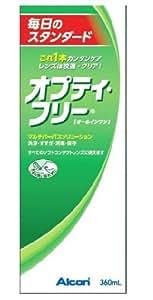オプティ・フリー 360ml (コンタクトケア用品)