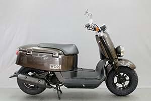 ヤマハ VOX DX FI 50cc ブロンズ 原付バイク 本体 国内14年モデル・新車乗出し価格