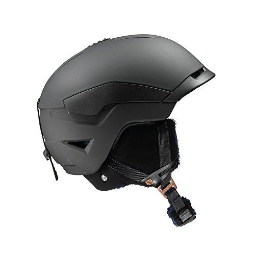 SALOMON(サロモン) スキーヘルメット QUEST (クエスト) W Black レディース L39036500 M