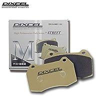 DIXCEL ディクセル ブレーキパッド Mタイプ フロント用 メルセデスベンツ W211 セダン AMG E63 211077 06/08~09/08 Fr. 6POT