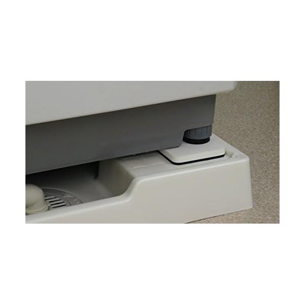 カクダイ 洗濯機用防振パッド 437-500の紹介画像7