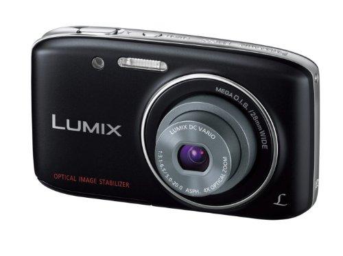 Panasonic デジタルカメラ ルミックス S2 光学4倍 ブラック DMC-S2-K