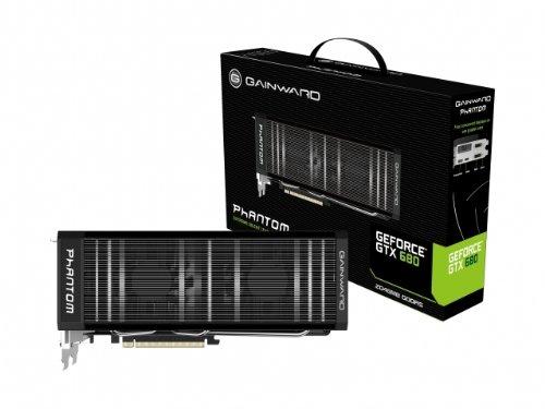 GAINWARD社製 NVIDIA GeForce GTX680搭載 ビデオカード GW GTX680 2GBD5 PHANTOM