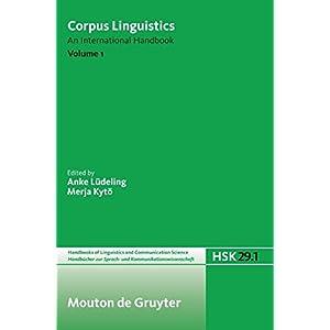 Corpus Linguistics: An International Handbook (Handbooks of Linguistics and Communication Science)