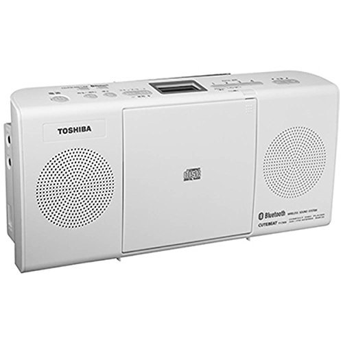 RoomClip商品情報 - 東芝 ラジカセ TY-CW26(W) [ホワイト]