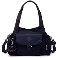 Kipling Felix Large Handbag True Blue Tonal