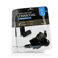3Wクリニック Mask Sheet - Charcoal 10pcs