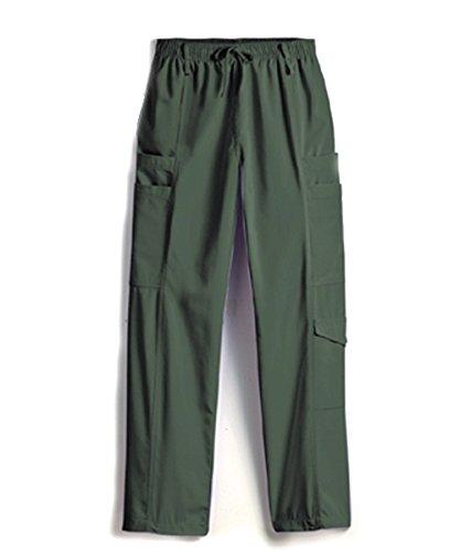 [해외]Z1016 7 포켓 카고 팬츠 남녀 겸용 S.C.R.U.B.S (스마트 스크럽 스)/Z1016 7 Pocket cargo pants unisex dual use S.C.R.U.B.S (smart scrubbers)