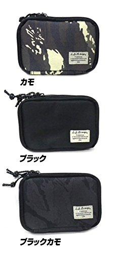 LSD/エルエスディー Opiton Tools Pouch/オプションツールポーチ ブラック バッグ