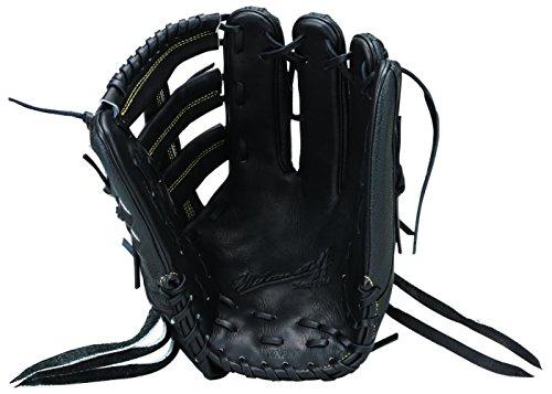 Wilson(ウイルソン) 硬式用グラブ デュアル 外野手用 D8D WTAHWQD8D ブラックSS(90SS) 12
