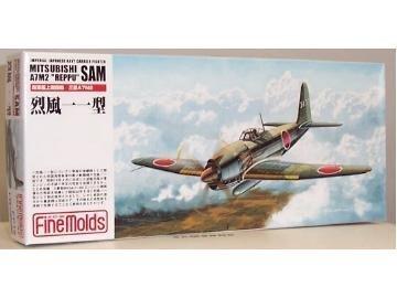 ファインモールド 1/72 日本海軍 艦上戦闘機 烈風一一型 プラモデル FP18