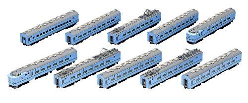 TOMIX Nゲージ 限定 583系 きたぐに ・ JR西日本旧塗装 セット 10両 97911 鉄道模型 電車