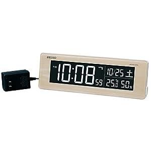 セイコー クロック 目覚まし時計 電波 デジタ...の関連商品2