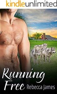 Running Free: A Paranormal Shifter MPreg Romance (Cascade City Book 3) (English Edition)
