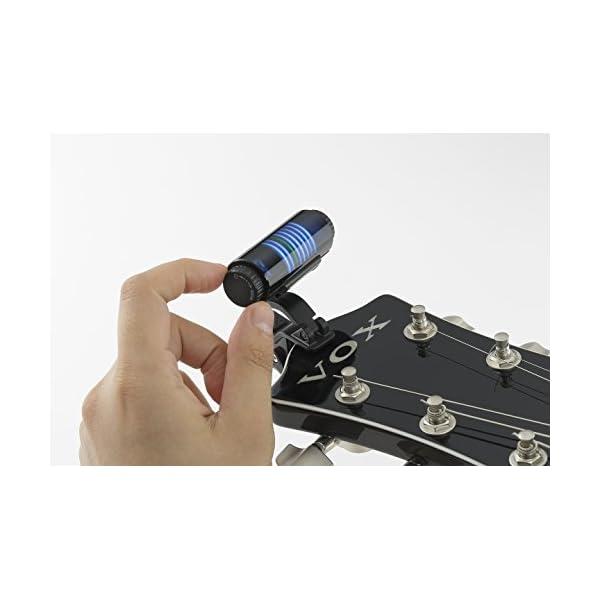 KORG クリップ式チューナー ギター/ベース...の紹介画像5