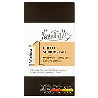 コー??ヒーショートブレッド135グラム (Waitrose) (x 6) - Coffee Shortbread Waitrose 135g (Pack of 6)