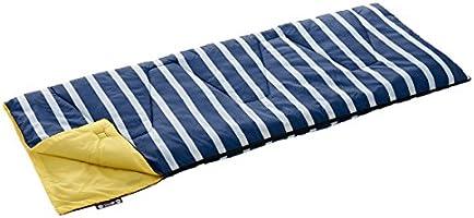 ロゴス 寝袋 ROSY 丸洗いクッションボーダーシュラフ・6[最低使用温度6度] 72600970