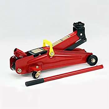 BAL (大橋産業) フロアジャッキ 油圧式 2t 1336