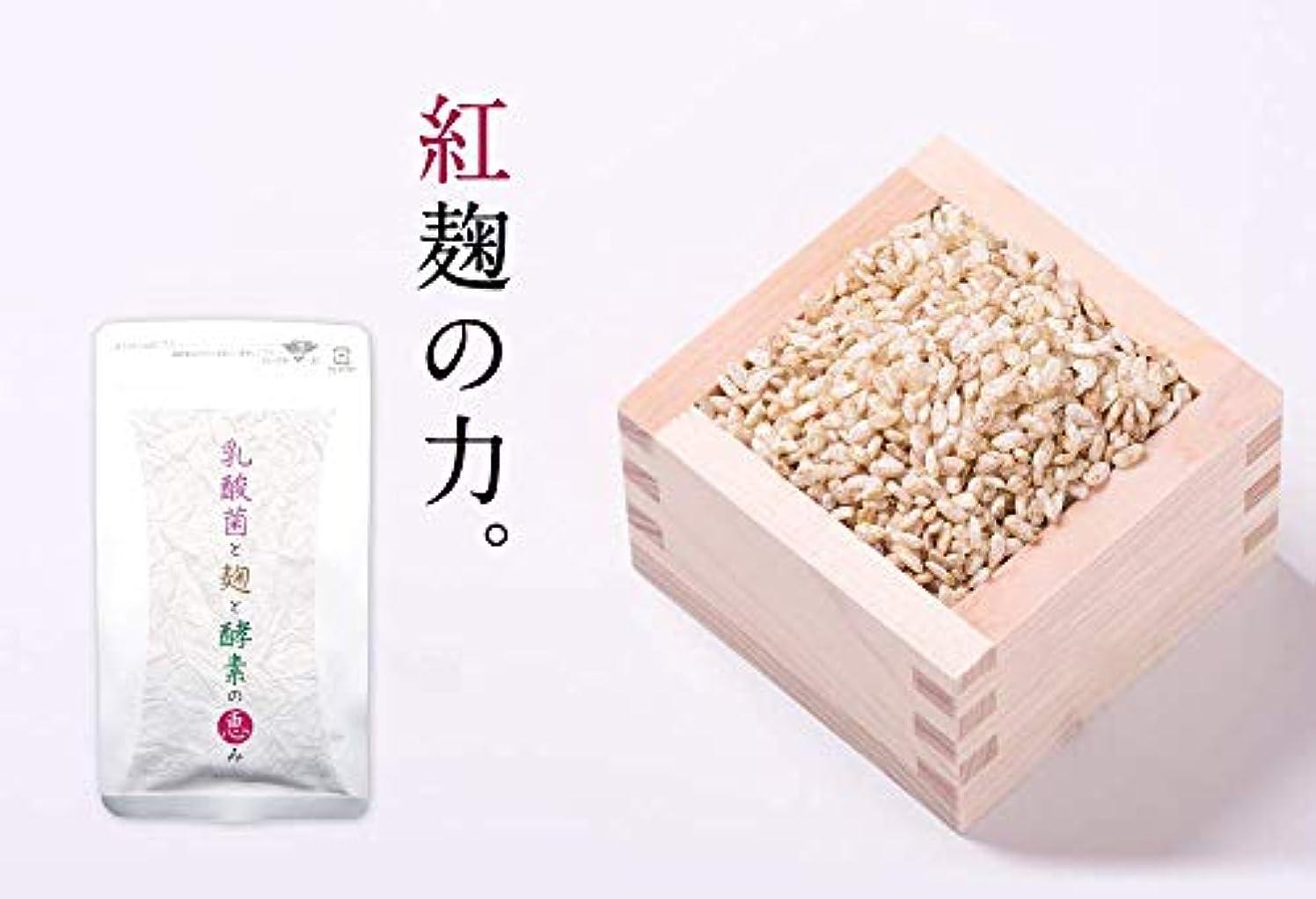 【正規品】乳酸菌と麹と酵素の恵み (3)