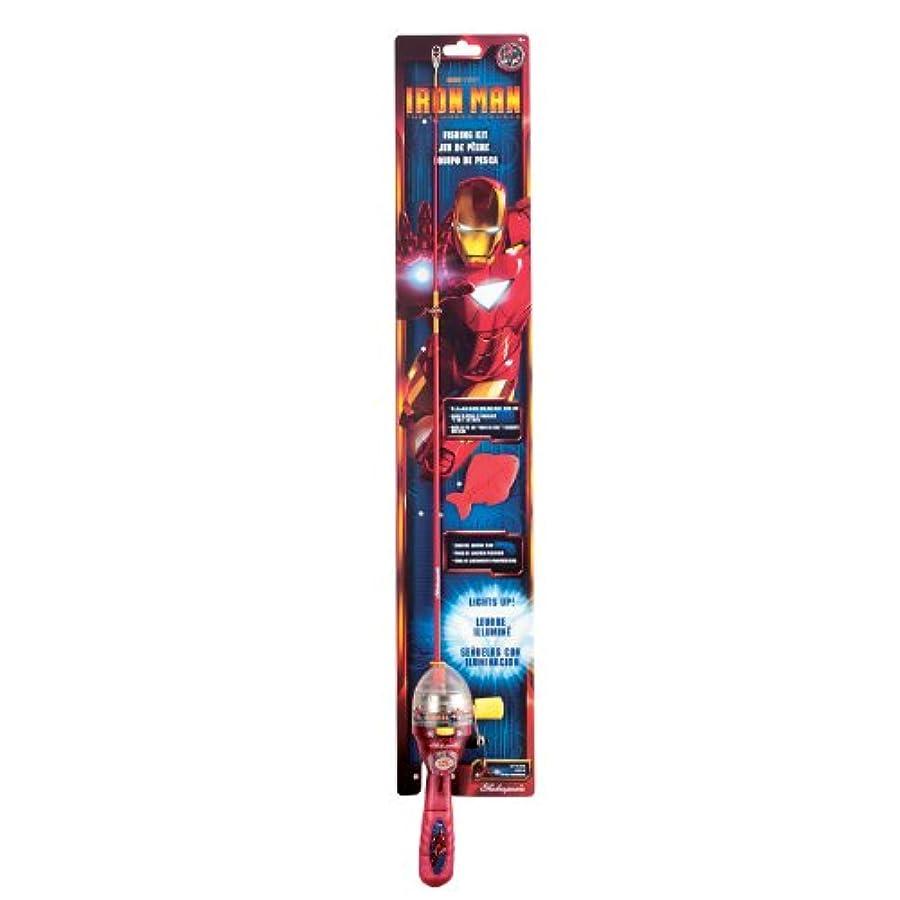 サスペンド規定満了シェイクスピアYouth Ironman Lighted釣りキット