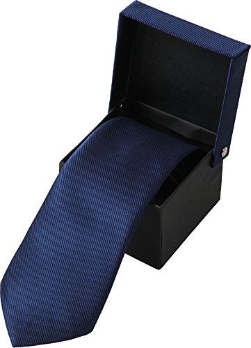 A LINX ネクタイ 定番サイズ ウォッシャブル ビジネス カジュアル 42色 BOXセット