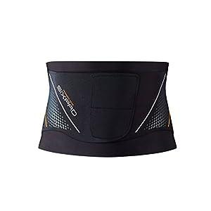シックスパッド トレーニングスーツ ウエスト Lサイズ(腹部用) ウエスト74~82cm×ヒップ96~104cm MTG【メーカー純正品 [1年保証]】