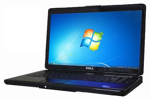 中古 DELL ノートパソコン INSPIRON 1545 Windows7 搭載 メモリー2GB搭載 HDD250GB搭載 W-LAN搭載 DVDマルチ搭載