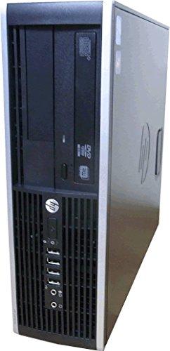 中古パソコン デスクトップ HP Compaq 8200 Elite SFF Core i7 2600 3.40GHz 8GBメモリ 500GB Sマルチ Windows7 Pro 64bit 搭載 正規リカバリーディスク付属 動作保証30日間