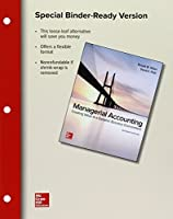 ND PURDUE UNIV WEST LAFAYETTE LOOSELEAF MANAGERIAL ACCOUNTING; CONNECT AC [並行輸入品]