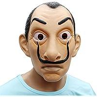マスク フェイスマスク ホラー キャラクター 仮面 仮装マスク ハロウィン お面 面具 ラテックス製 パーティー 変装 演劇 お祭り コスプレ小道具 仮装グッズ