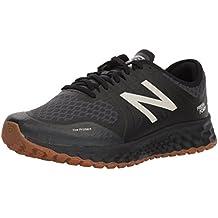 New Balance Men's Fresh Foam Kaymin Trail Shoes, Black