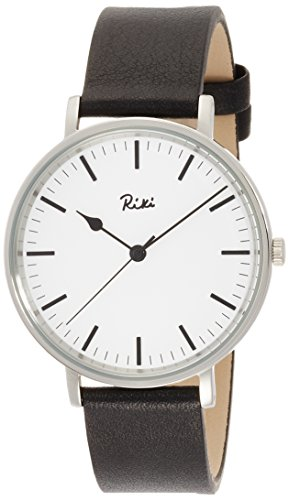 [RIKI]リキ 腕時計 クオーツ ハードレックス 日常生活用防水 AKPK420 メンズ
