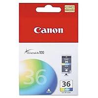 Canon cli36(CLI - 36インクタンク、100ページ印刷可、3色