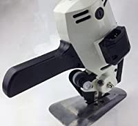 JIAWANSHUN 220v Ksm100 Round Knife Electric Scissor Cloth Cutting Machine Cutter 100mm