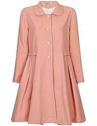 (アリスズピッグ) Alice's Pig スプリングコート レディース Demis Dallas Coat Red