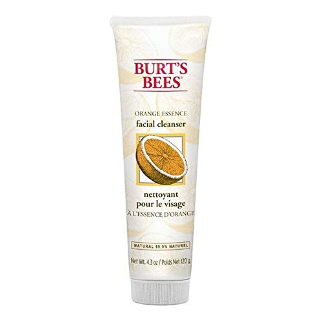 乳行為夜明け[Burt's Bees ] バーツビーオレンジエッセンス洗顔料の120グラム - Burt's Bees Orange Essence Facial Cleanser 120g [並行輸入品]