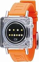 [ゼロワン・ジ・ワン] 01TheOne 腕時計 - Razor Block - Orange - RB902W30R クォーツ RB902W3OR メンズ 【並行輸入品】